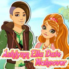 Ashlynn Ella Date Makeover