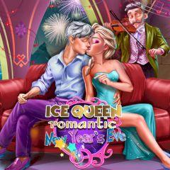 Ice Queen Romantic New Year's Eve