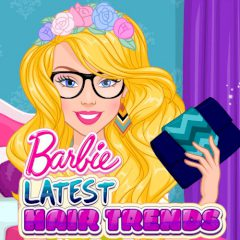 Barbie Latest Hair Trends