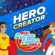 DC SuperHero Girls Hero Creator