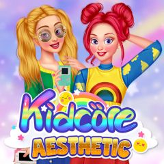 Kidcore Aesthetic
