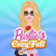 Barbie's Cozy Fall Scents