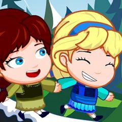Elsa Frozen Kingdom Adventure