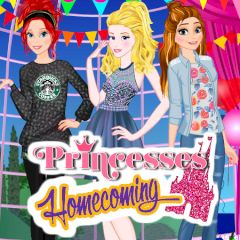 Princesses Homecoming