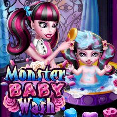 Monster Baby Wash