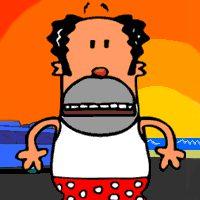 Cartoon Cartoon Summer Resort, Episode I: Pool Problems