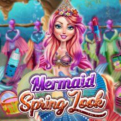 Mermaid Spring Look