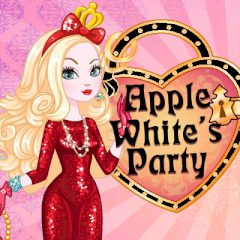 Apple White's Party