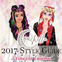 2017 Style Guide Princess Edition: Coachella