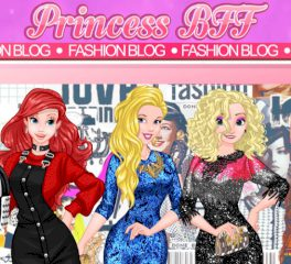 Princess BFF Fashion Blog