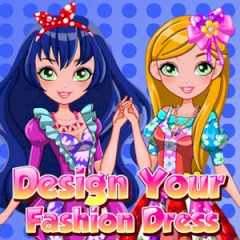 Design Your Fashion Dress