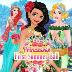 Princesses First Summer Ball