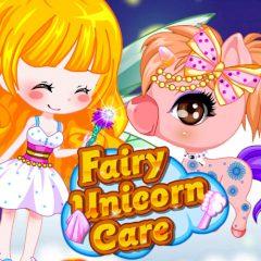 Fairy Unicorn Care
