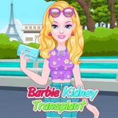 Barbie Kidney Transplant