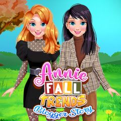 Annie Fall Trends Blogger Story