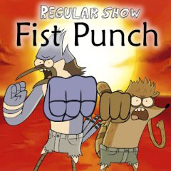 Regular Show. Fist Punch