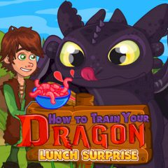 How To Train Your Dragon: Lunch Surprise
