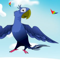 Rio, the Flying Macaw