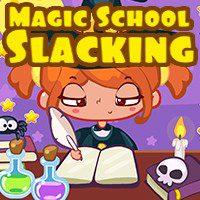 Magic School Slacking