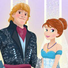 Frozen Wedding Day
