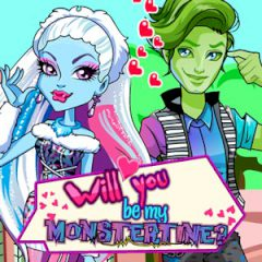 Will You Be my Monstertine