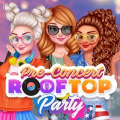 Pre-Concert Rooftop Party