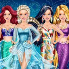 Barbie's Fairytale Look