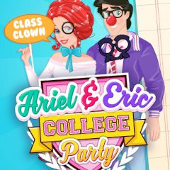 Ariel & Eric College Party