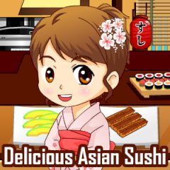 Delicious Asian Sushi