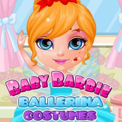 Baby Barbie Ballerina Costumes