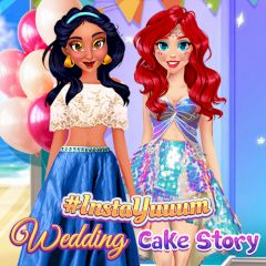 #InstaYuum Wedding Cake Story