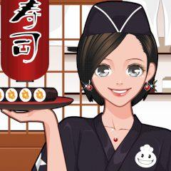 Sushi Shop Make up