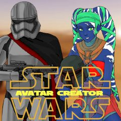 Star Wars an Avatar Creator