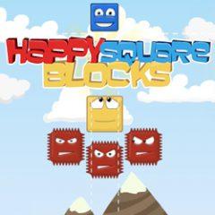 Happy Square Blocks