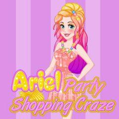 Ariel Party Shopping Craze