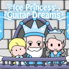 The Ice Princess' Guitar Dreams