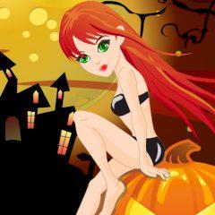 Halloween Night Dress up