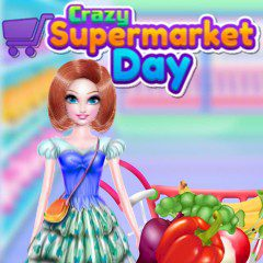 Crazy Mommy Supermarket Day