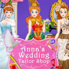 Anna's Wedding Tailor Shop