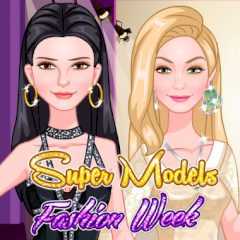 Super Models Fashion Week