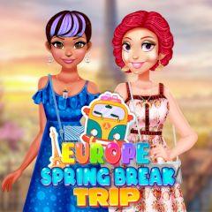 Europe Spring Break Trip