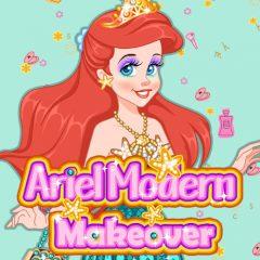 Ariel Modern Makeover