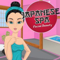 Japanese Spa: Facial Beauty