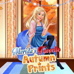 Merida's Favorite Autumn Prints