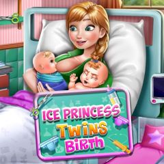 Ice Princess Twins Birth