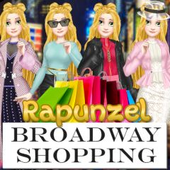 Rapunzel Broadway Shopping