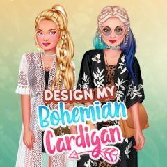 Design My Bohemian Cardigan