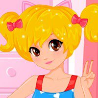 Design Your Hello Kitty Dress