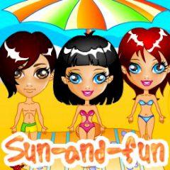 Sun-and-fun