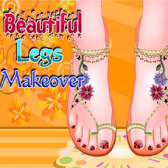 Beautifull Legs Makeover
